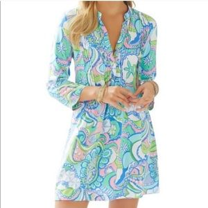 Lilly Pulitzer Sarasota Dress Conch Republic